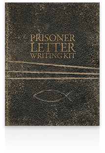 each kit includes eight prisoner profiles with their prisoner address and eight self mailing envelopes to help you write letters to imprisoned believers