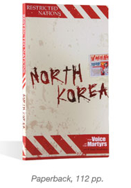 Restricted Nations: North Korea. Paperback, 112 pp.